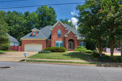 Chattanooga Single Family Home For Sale: 7816 Dunwoody Dr