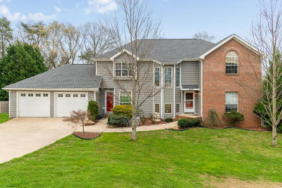 Soddy Daisy Single Family Home Contingent: 609 River Landing Dr