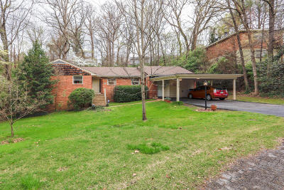 Chattanooga Single Family Home Contingent: 1313 Chestnut Ln