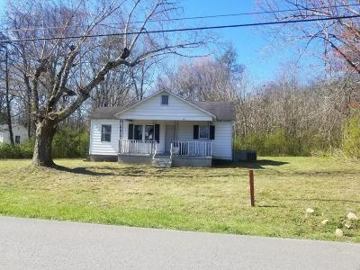 Whitwell Single Family Home For Sale: 5153 Old Dunlap Rd