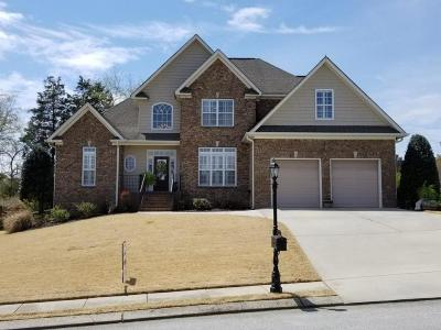 Chattanooga Single Family Home For Sale: 9652 Pecan Springs Cir