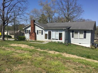 Chattanooga Single Family Home For Sale: 1104 McDonald Dr