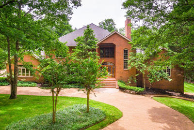 Signal Mountain Single Family Home For Sale: 1209 Laurel Springs Way