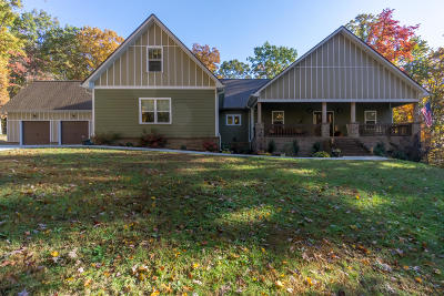 Signal Mountain Single Family Home For Sale: 1453 Roberts Mill Rd