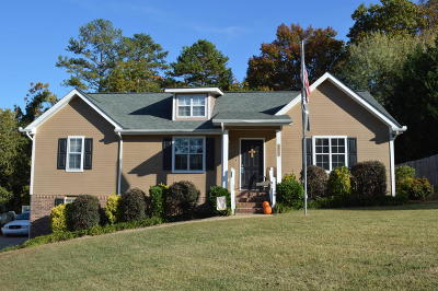 Ooltewah Single Family Home Contingent: 6216 Hunter Valley Rd