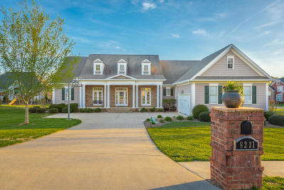 Ooltewah Single Family Home For Sale: 8231 Rambling Rose Dr