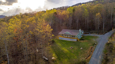 Whitwell Single Family Home Contingent: 5425 Valley View Hwy