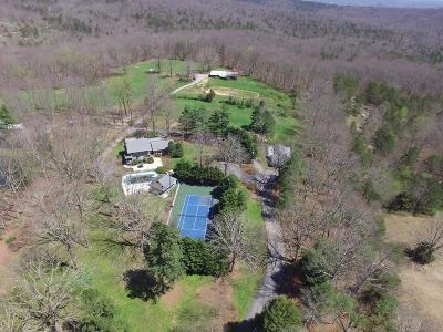 Lookout Mountain Single Family Home For Sale: 9 Highway 157