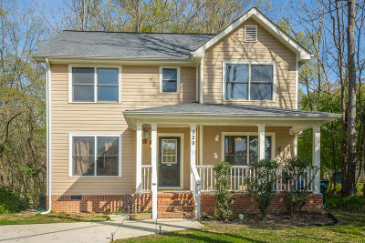 Chattanooga Single Family Home For Sale: 929 Forest Ave
