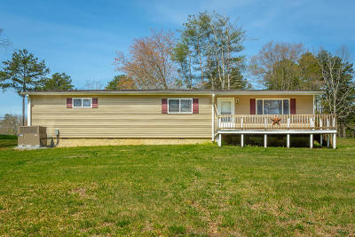 Soddy Daisy Single Family Home For Sale: 460 Copeland Cemetery Rd