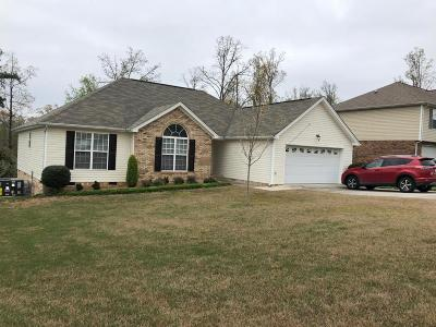 Ooltewah Single Family Home Contingent: 6433 Veronica Dr