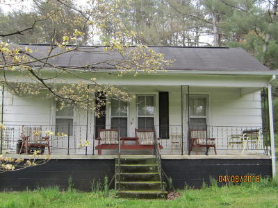Whitwell Single Family Home For Sale: 1841 Teague Rd