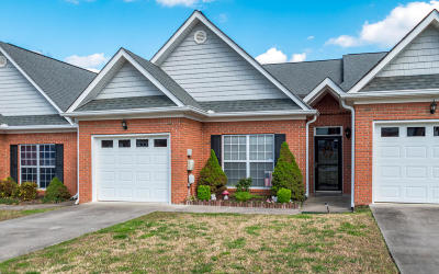 Chattanooga Townhouse For Sale: 1004 Grey Oaks Ln