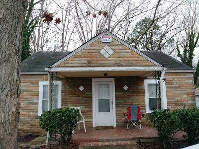 Chattanooga Single Family Home For Sale: 8434 E Brainerd Rd