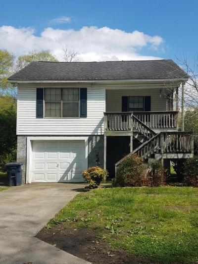 Chattanooga Single Family Home For Sale: 1216 W End Ave