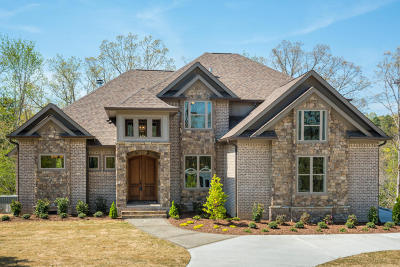 Chattanooga Single Family Home For Sale: 5981 Rainbow Springs Dr