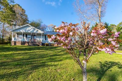 Soddy Daisy Single Family Home Contingent: 1519 Marrick Dr