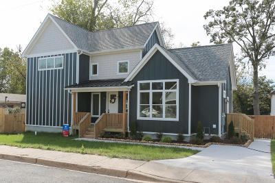 Chattanooga Single Family Home For Sale: 1504 Anderson Ave