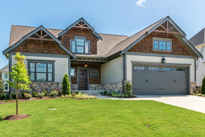 Ooltewah Single Family Home For Sale: 7909 Vervena Dr #11