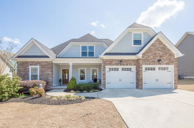 Ringgold Single Family Home For Sale: 86 Sawtooth Oak Tr