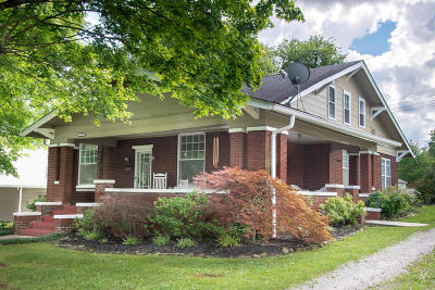 Sweetwater Single Family Home For Sale: 1223 N Main St