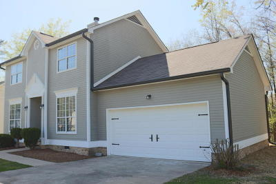 Chattanooga Single Family Home For Sale: 1903 Howell Mill Dr