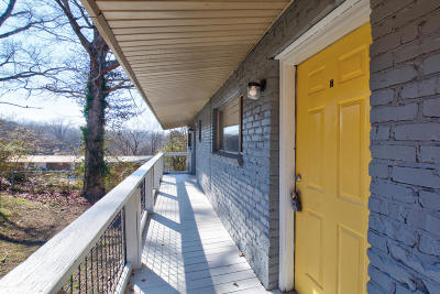 Chattanooga Multi Family Home For Sale: 207 Valley View Dr