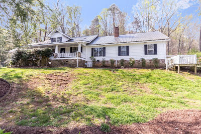 Chattanooga Single Family Home For Sale: 6033 Browntown Rd
