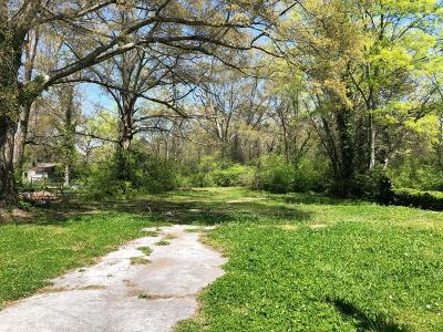 Chattanooga Residential Lots & Land For Sale: 3509 Hoyt St