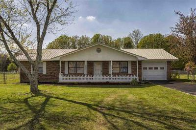 Dayton Single Family Home For Sale: 3887 Double S Rd