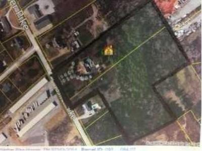 Hixson Residential Lots & Land For Sale: 1969 Thrasher Pike
