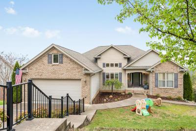 Soddy Daisy Single Family Home For Sale: 1053 Apollo Dr