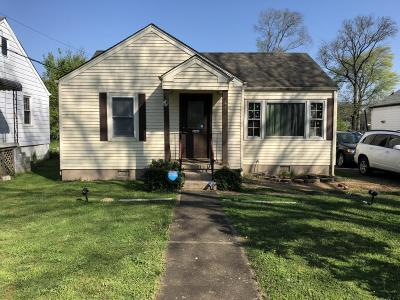 Chattanooga Single Family Home For Sale: 312 S Saint Marks Ave