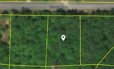 Dalton Residential Lots & Land For Sale: Hidden Lake Rd