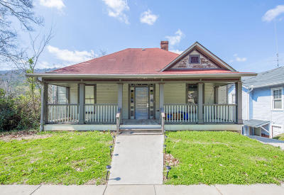 Chattanooga Single Family Home For Sale: 4305 Tennessee Ave