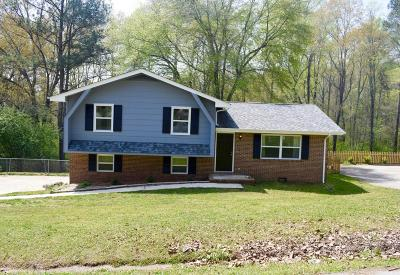 Hixson TN Single Family Home Contingent: $139,000
