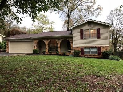 Hixson TN Single Family Home Contingent: $154,900