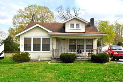 Chattanooga Single Family Home For Sale: 1514 Prigmore Rd