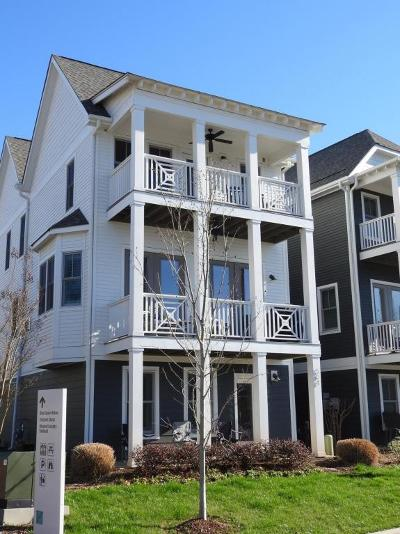 Chattanooga Single Family Home For Sale: 504 Mariner Way