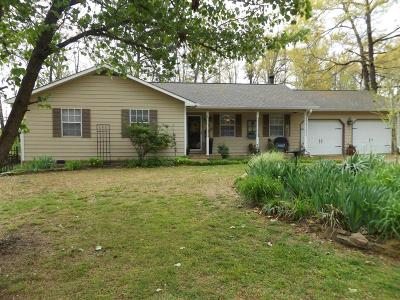 Ooltewah Single Family Home Contingent: 5050 Hunter Village Dr