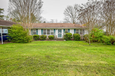 Chattanooga Single Family Home For Sale: 3927 Laird Ln