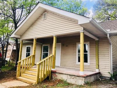 Chattanooga Single Family Home For Sale: 2515 Bailey Ave