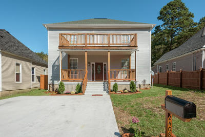 Chattanooga Single Family Home For Sale: 2408 Awtry St