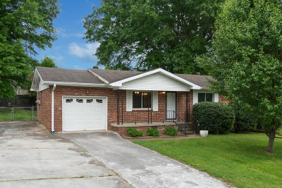 Chattanooga Single Family Home For Sale: 2304 Ranch Hills Rd