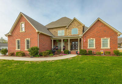 Ooltewah Single Family Home Contingent: 7795 Trout Lily Dr