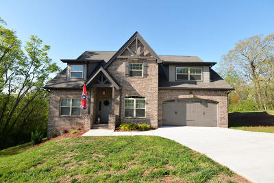 Hixson Single Family Home Contingent: 1602 Capanna Tr