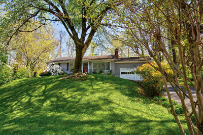 Chattanooga Single Family Home For Sale: 1420 S Seminole Dr