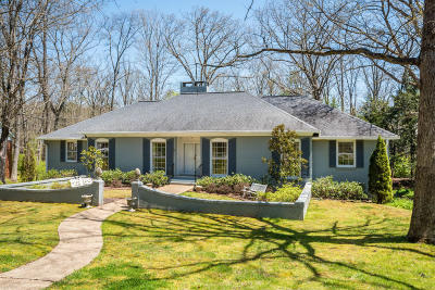 Signal Mountain Single Family Home For Sale: 1102 Havenwood Dr