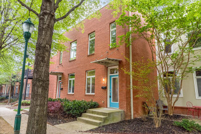 Chattanooga Single Family Home For Sale: 218 W 17th St