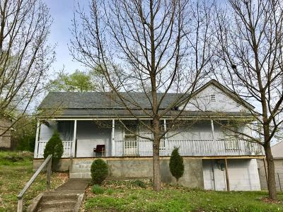 Chattanooga TN Single Family Home For Sale: $37,500